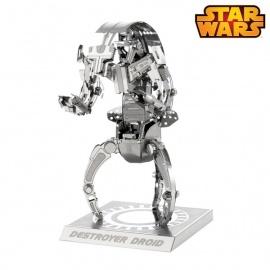Miniature à monter en métal Star Wars DROïd iMPéRiAL (h8.6cm)