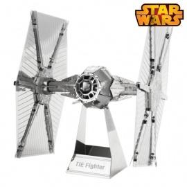 Miniature à monter en métal Star Wars ChASSEUR TiE (h7.3cm)