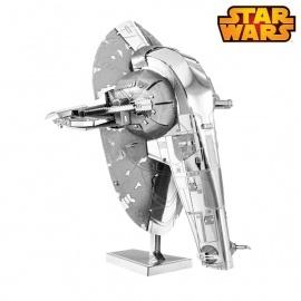 Miniature à monter en métal Star Wars SLAVE I (h8.2cm)