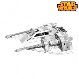 Miniature à monter en métal Star Wars SNOWSPEEdER (h8.2cm)