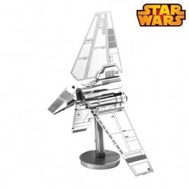 Miniature à monter en métal Star Wars NAVETTE iMPéRiALE (h10.8cm)