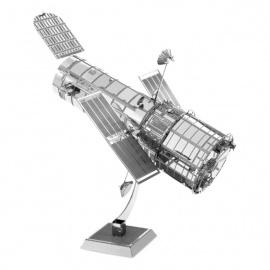 Miniature à monter en métal TéLESCOPE SPATiAL HUbbLE (L7.6cm)