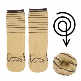 Doughnut Socks PB & Chocolate