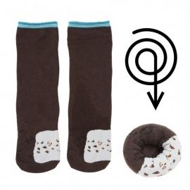 Doughnut Socks Oreo Ring