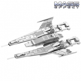 Miniature à monter en métal Mass Effect SX3 ChASSEUR de l'ALLiANCE (L8cm)
