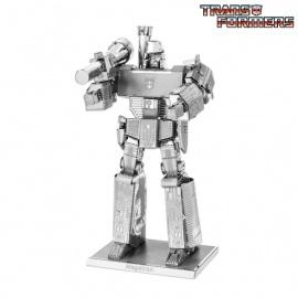 Miniature à monter en métal Transformers® MEGATRON (h9.5cm)