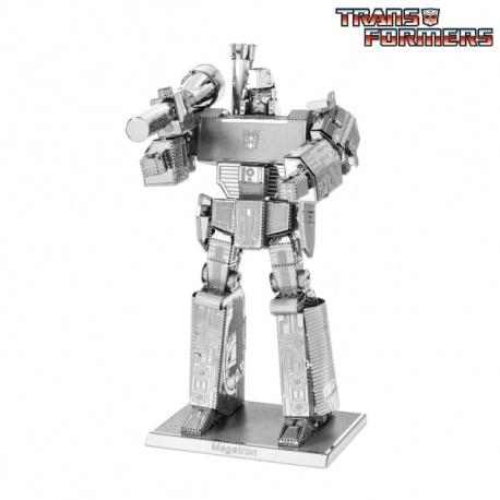 Miniature à monter en métal Transformers MEGATRON (h9.5cm)