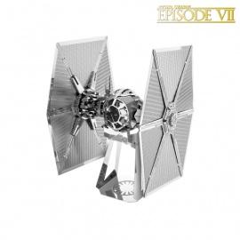 Miniature à monter en métal Star Wars ChASSEUR TiE des FORCES SPéCiALES (h10cm)