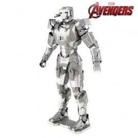 Miniature à monter en métal Avengers WAR MAChiNE (h12cm)