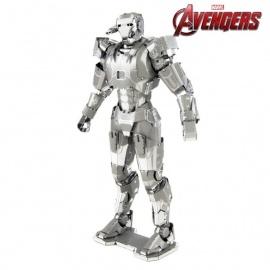 Miniature à monter en métal Avengers WAR MAChiNE (h12cm)
