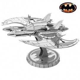 Miniature à monter en métal Batman® BATWiNG 1986 (L8.6cm)