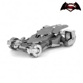 Miniature à monter en métal Batman vs. Superman BATMObiLE 2016 (L8.5cm)