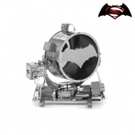 Miniature à monter en métal Batman vs. Superman BATSiGNAL 2016 (h5.9cm)