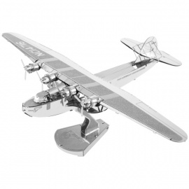 Miniature à monter en métal AViON PAN-AM ChiNA CLiPPER (L10.1cm)