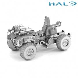 Miniature à monter en métal Halo UNSC GUNGOOSE (L6.2cm)