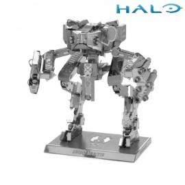 Miniature à monter en métal Halo UNSC MANTiS (h8.3cm)
