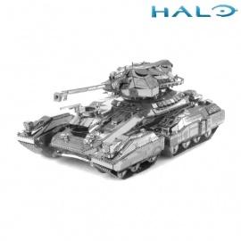 Miniature à monter en métal Halo UNSC SCORPiON (L6.2cm)