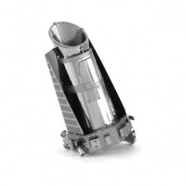 Miniature à monter en métal TéLéSCOPE SPATiAL KEPLER (L6.5cm)