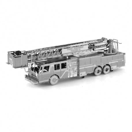 miniature monter en m tal camion de pompier de new york kim thanh. Black Bedroom Furniture Sets. Home Design Ideas