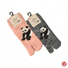 Soquettes à orteil japonaises PANdAS (extensible t34 à t39)