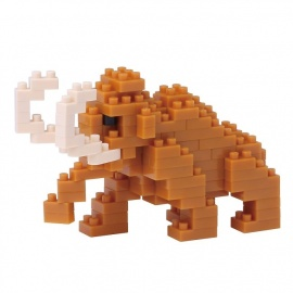 nanoblock mini MAMOUTh