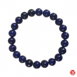Bracelet perles en LAPiS LAZULi 8mm