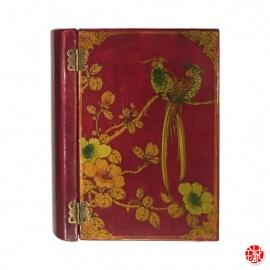 Boîte-livre OiSEAUX (L18.5xh4.6xP14.5cm)