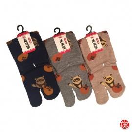 Chaussettes à orteil japonaises TANUKi (extensible t34 à t39)