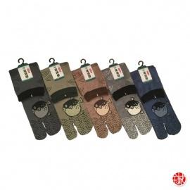 Chaussettes à orteil japonaises FUGU (extensible t39 à t44)