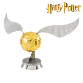 Miniature à monter en métal Harry Potter ViF d'OR