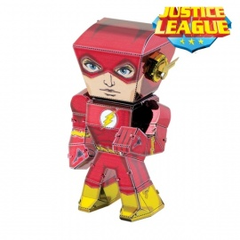 Miniature à monter en métal Legends Justice League FLASh
