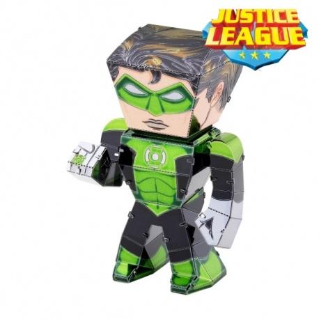 Miniature à monter en métal Legends Justice League GREEN LANTERN