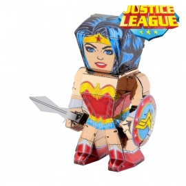 Miniature à monter en métal Legends Justice League WONdER WOMAN