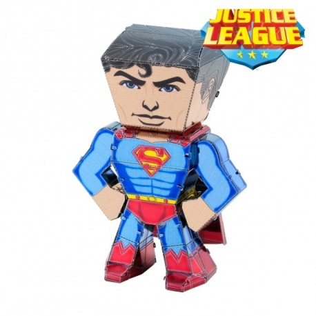 Miniature à monter en métal Legends Justice League SUPERMAN