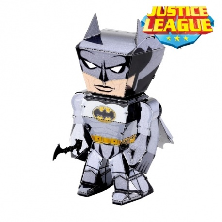 Miniature à monter en métal Legends Justice League BATMAN