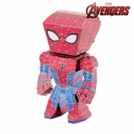 Miniature à monter en métal Legends Avengers SPidERMAN