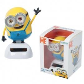 Flip-flap figurine solaire MiNiON Bob (h9cm)