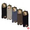 Soquettes à orteil japonaises LiGNES POiNTiLLéES (extensible t39 à t44)