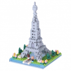 nanoblock monument TOUR EiFFEL (France)
