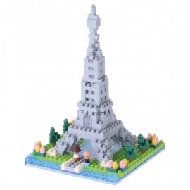 nanoblock monument TOUR EiFFEL (France)