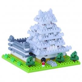 nanoblock monument ChâTEAU de HiMEJi (Japon)