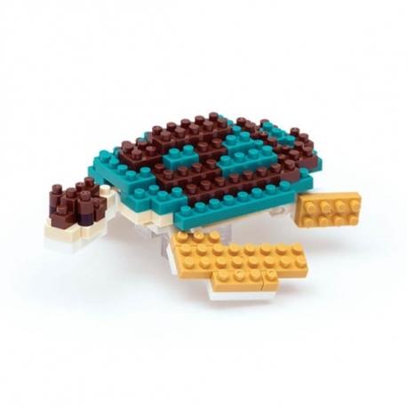 nanoblock mini TORTUE de MER
