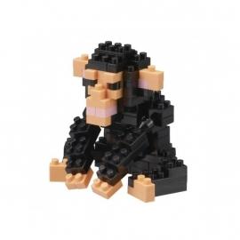 nanoblock mini singe ChiMPANZé