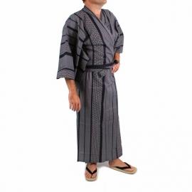 Yukata long KiKKU 100% coton 59