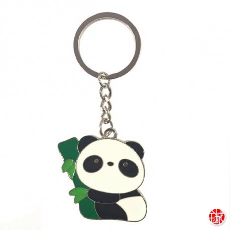 Porte-clés PANdA BAMBOU (h4.5cm)
