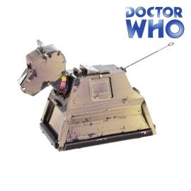 Miniature à monter en métal Dr. Who RUSTY K-9 (h4.6cm)
