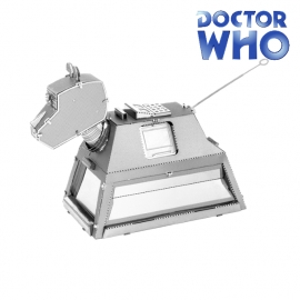 Miniature à monter en métal Dr. Who RUSTY K-9 (h4.6cm)