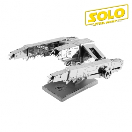 Miniature à monter en métal Star Wars AT-HAULER iMPéRiAL (L9.3cm)
