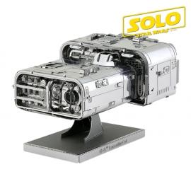 Miniature à monter en métal Star Wars LANDSPEEdER de MOLOCh (L6.8cm)