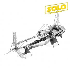 Miniature à monter en métal Star Wars SWOOP BiKE